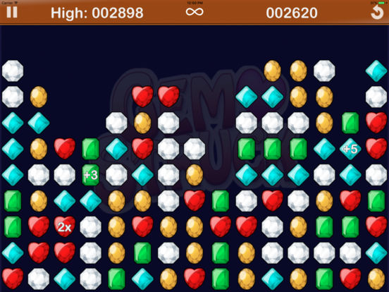 Gem Struck iPad Screenshot 5