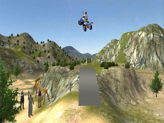 Extreme Quad Bike Stunts 3d Pro screenshot 10
