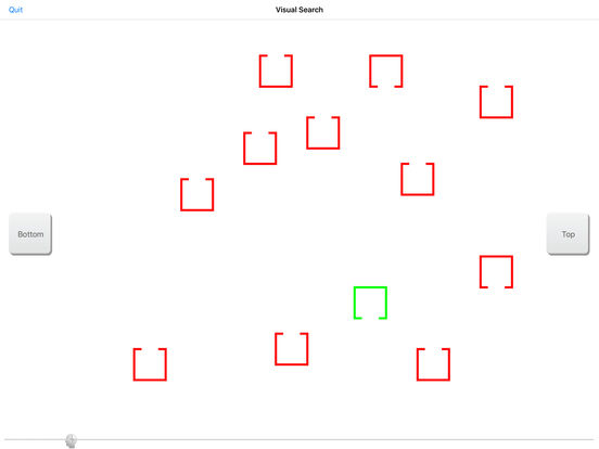 BrainBaseline iPad Screenshot 4