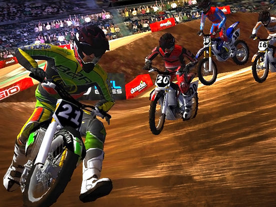 2XL Supercross HD iPad Screenshot 3