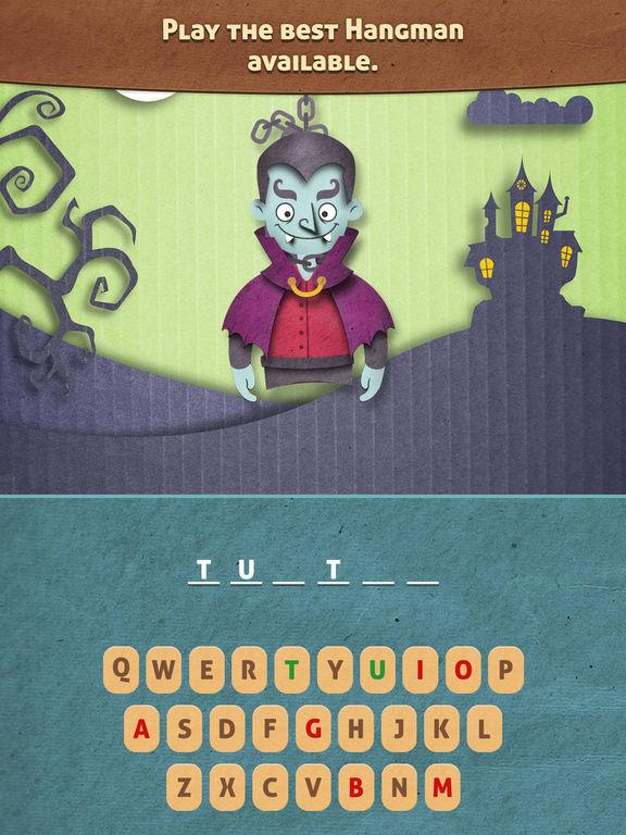 Hangman Plus: Guess the Word screenshot 6