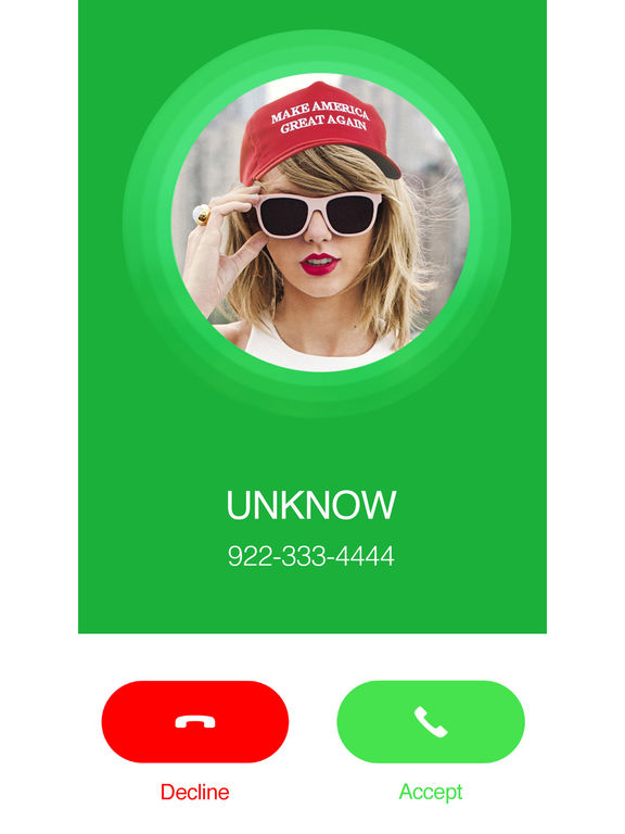 Screenshots of Fake Prank Call - Enjoy Prank Dial App With Your Friend for iPad