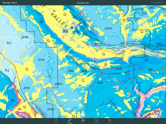 Arches National Park Geology Tour iPad Screenshot 5