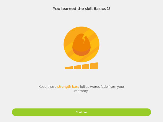 Screenshots of Duolingo: Learn Languages Free for iPad