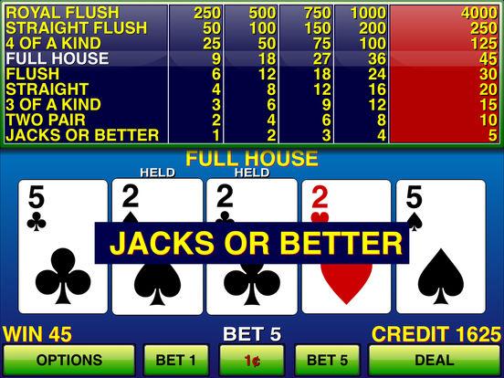 9/6 jacks or better in las vegas