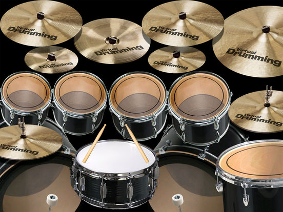 VirtualDrumming Screenshots
