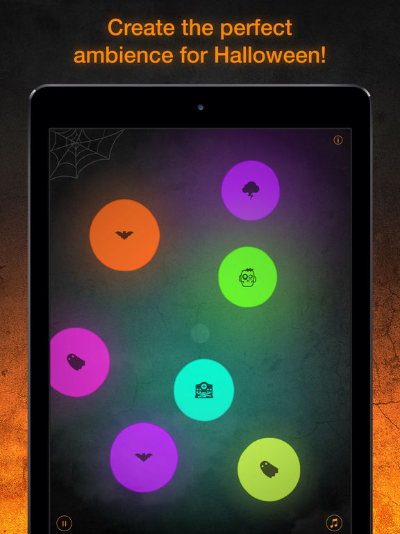 Developer of iOS Ambient App TaoMix Launches Halloween Edition Image