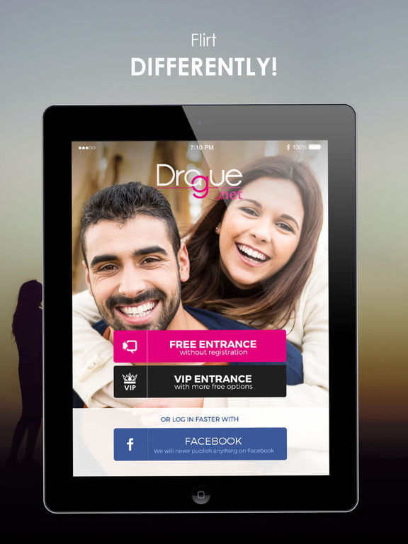 Online flirting and dating sites