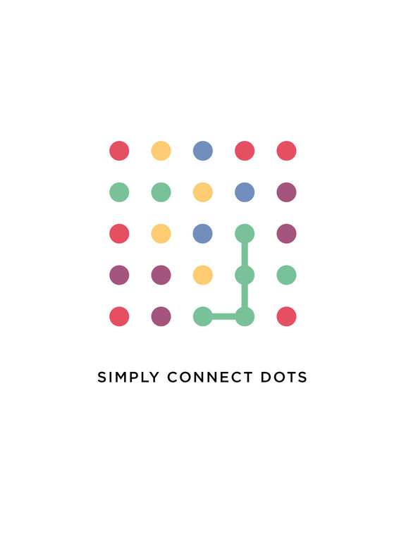 Screenshots of Two Dots for iPad