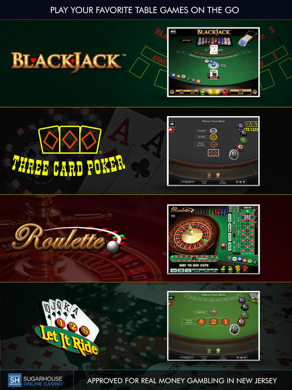 sugarhouse online casino reviews
