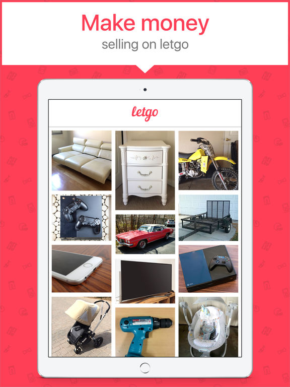 letgo: Buy & Sell Second Hand Stuff screenshot