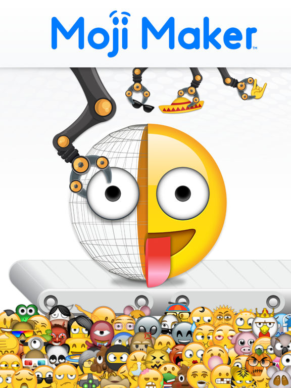 Moji Maker™ Screenshots