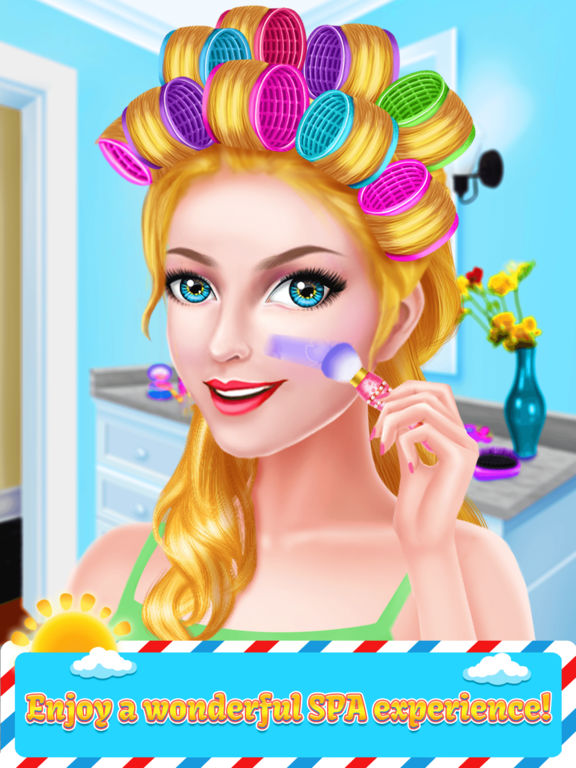 App Shopper Fashion Girl Hair Style Beauty Salon Game For Girl Games