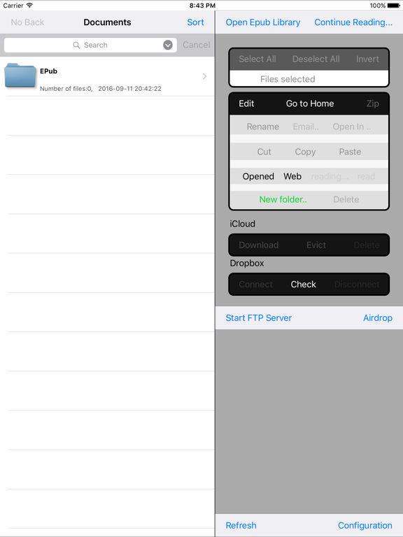 DjVu Reader Screenshots