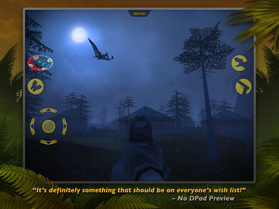 Carnivores: Dinosaur Hunter LE iPad Screenshot 5