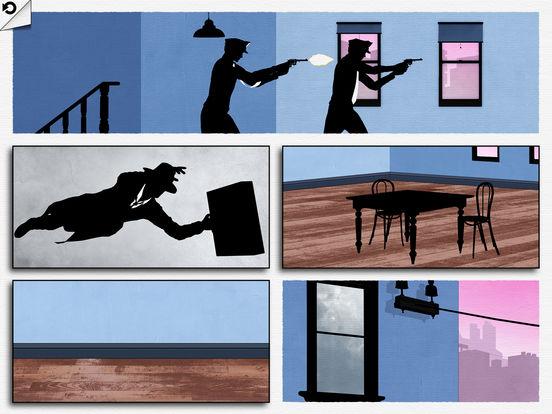 FRAMED《致命框架》-一款获得诸多嘉奖的叙事类解谜游戏 - 截图 3