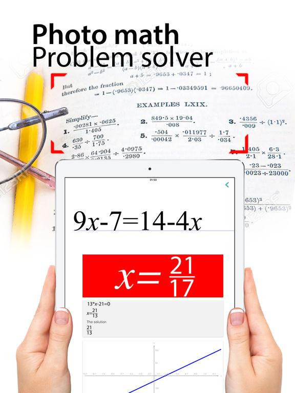 problem solver math