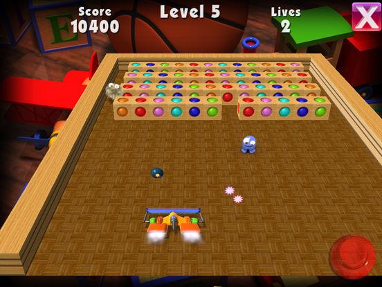 3D Brick Buster Screenshots