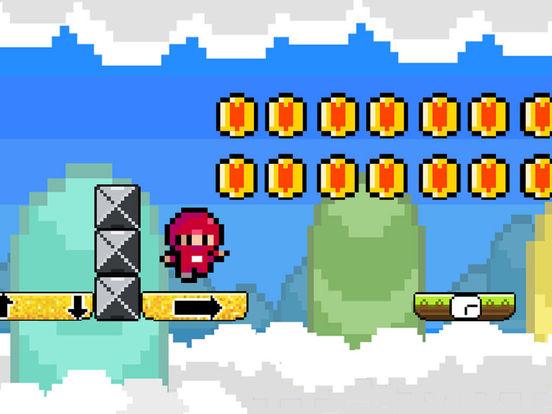 Super 8bit Man Ninja bros for free simulator gamesscreeshot 3