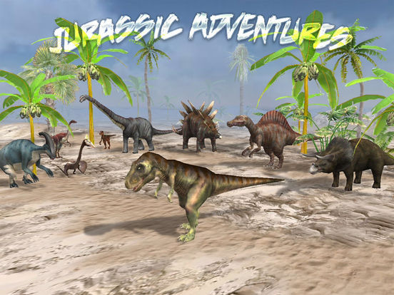 3D Jurassic Adventures Simulator Screenshots
