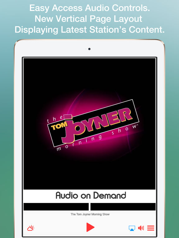 The Tom Joyner Morning Show screenshot 4