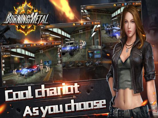 Burning Metal screenshot 8