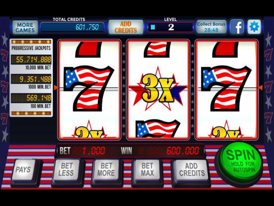 777 Stars Casino - Free Old Vegas Classic Slotsscreeshot 1
