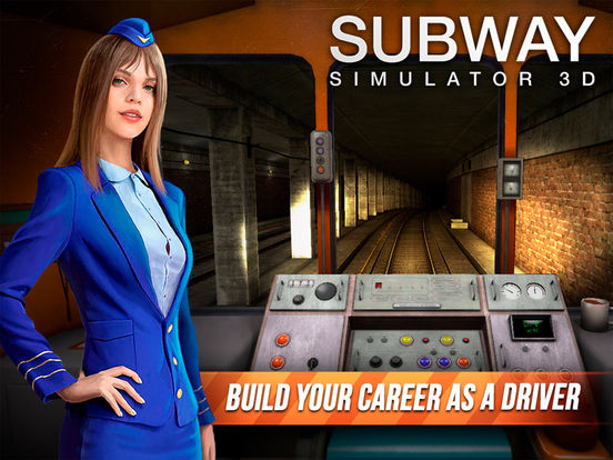 Subway Simulator 3D Pro Screenshots