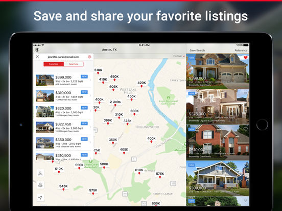 Real Estate Homes For Sale And Rent Screenshot