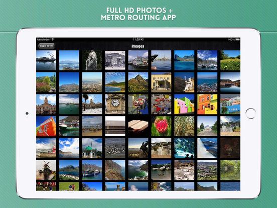 Cape Town Travel Guide iPad Screenshot 5