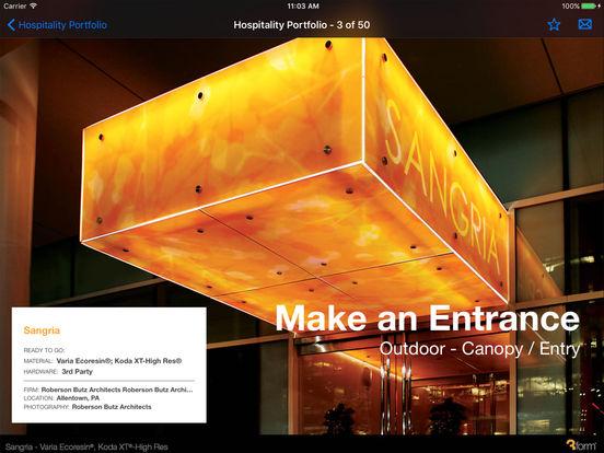3form Presentations iPad Screenshot 3
