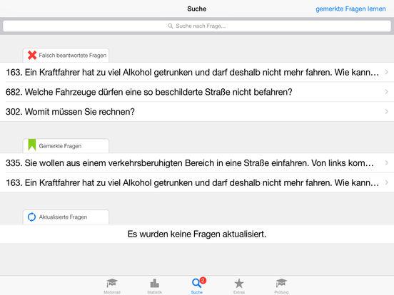 Motorradführerschein iPad Screenshot 4