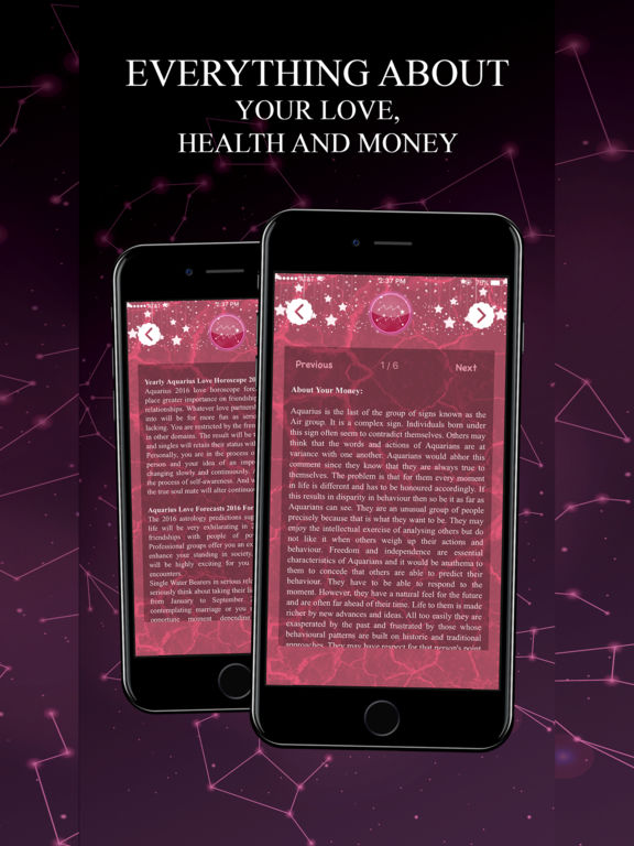 Zodiac Star Signs - Free Horoscope & Astrology screenshot