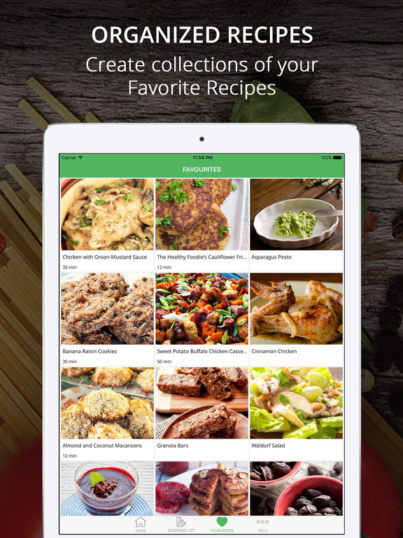 Paleo Recipes Pro - Caveman's Cook Guide Screenshots
