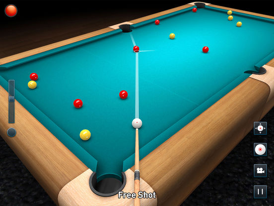 Pool Games For Free : App shopper d pool game free games