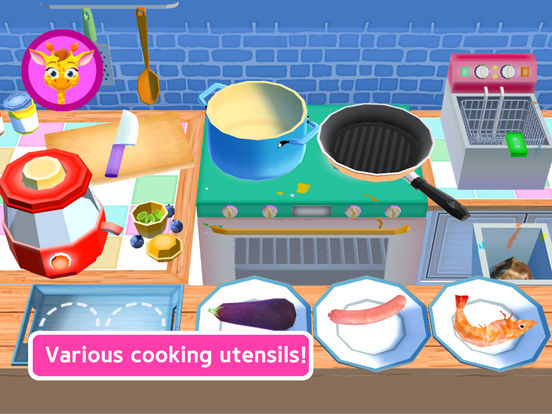 App Shopper Picabu Kitchen Cooking Games Games