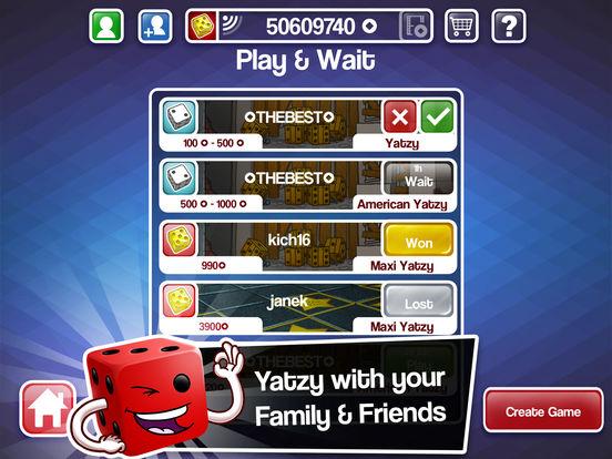 Yatzy Ultimate - Best Dice Game - roll & win Screenshots