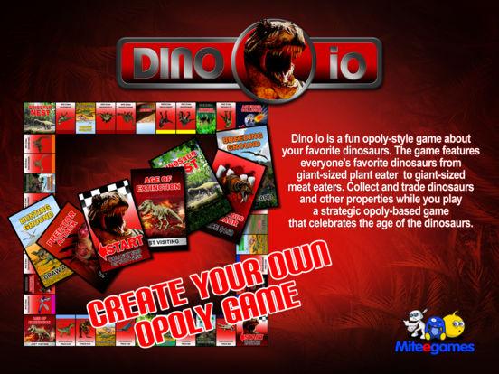 Dino io (opoly) Screenshots
