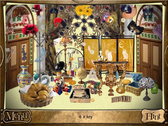 Alice in Wonderland: Hidden Objects Lite iPad Screenshot 3