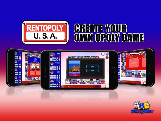 Rentopoly USA screenshot 6