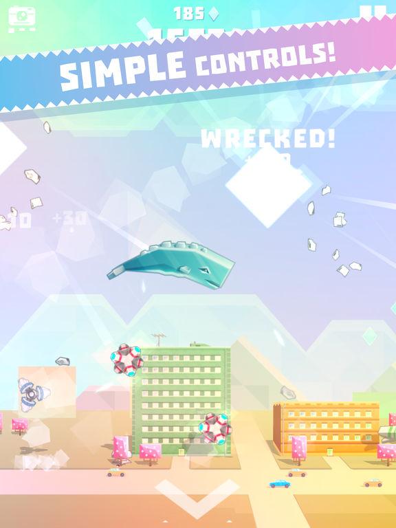 Ookujira - Giant Whale Rampage screenshot 8
