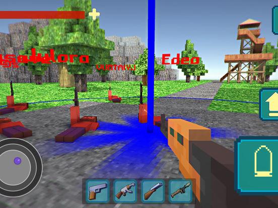 Cube Battle Field War FULLscreeshot 2