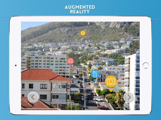 Cape Town Travel Guide iPad Screenshot 2