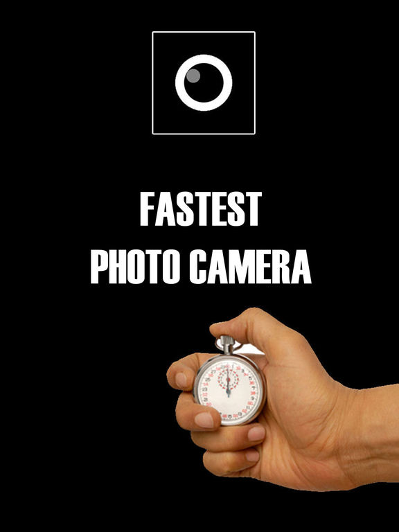 Touchy Photo Camera - Quick & Fast Photo Cam Screenshots
