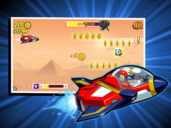 Run Run Super V Screenshot