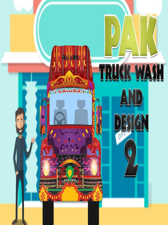 App shopper pak truck wash design 2 games for Truck design app