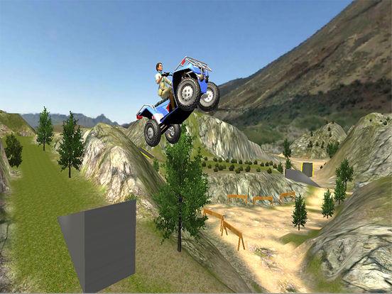 Extreme Quad Bike Stunts 3d Pro screenshot 6