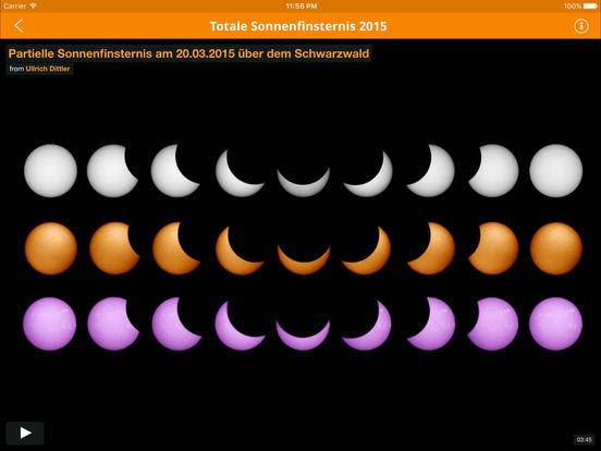 Solar Eclipses iPad Screenshot 4