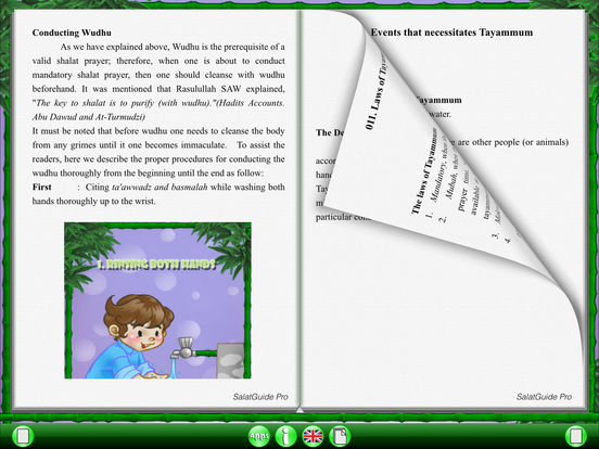 SalatGuide Pro for iPad iPad Screenshot 2