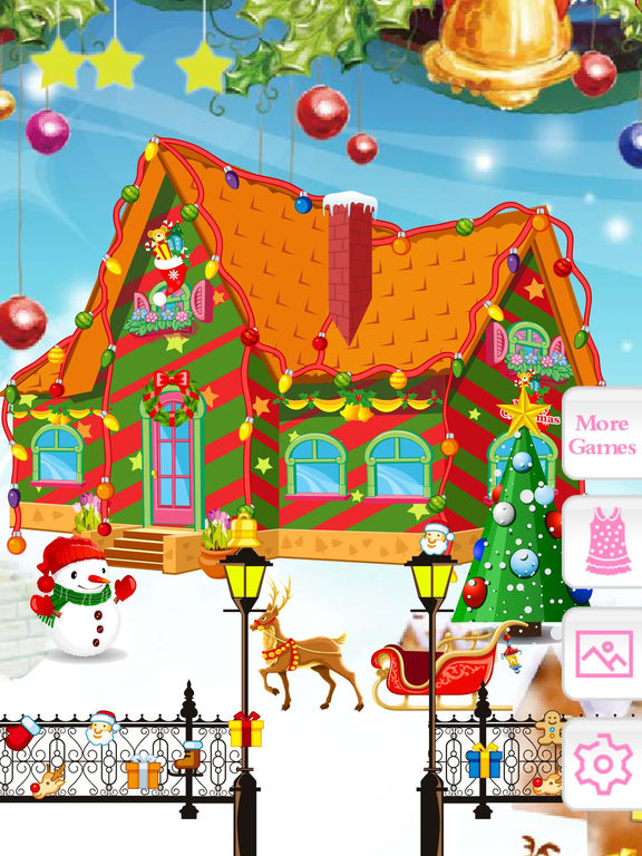App shopper chrismas decoration baby design room salon for Baby bedroom decoration games